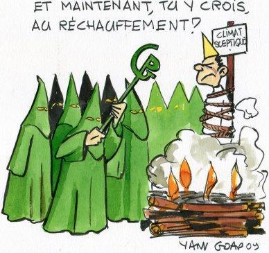 COP21 : Jamais l'hypocrisie n'aura atteint de tels sommets Rechauffement_0