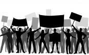 La journée « Ile morte » organisée mercredi pour dénoncer la pénurie persistante d'eau et d'électricité. - Stocklibc@adrian_hillman