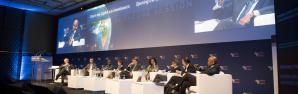 L'AFRICA CEO FORUM réunit dirigeants d'entreprises, investisseurs et officiels. Pour les dirigeants d'entreprises, le chiffre d'affaires annuel de l'entreprise doit être supérieur à 10 millions d'euros. - DR